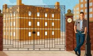The SMS Works factory