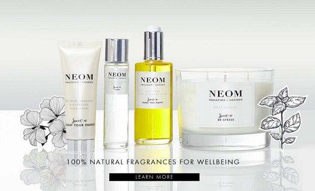 Neom Organics funding