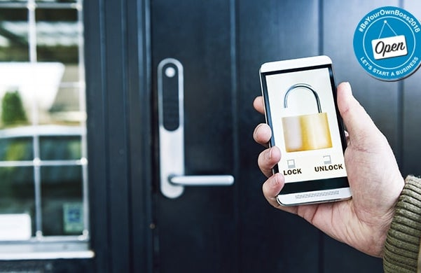 Business ideas 2018 IoT security