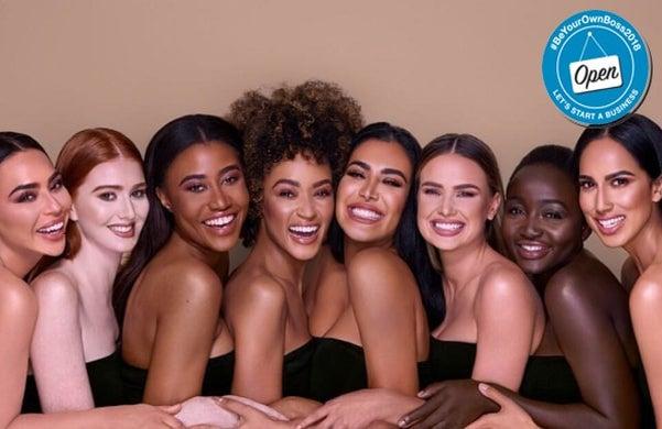 Business ideas 2018 inclusive beauty - must caption hudabeauty Instagram