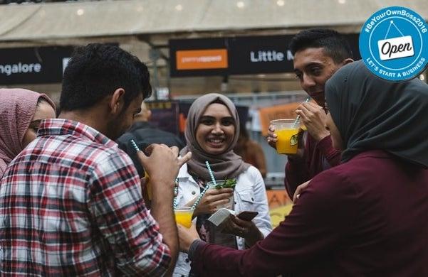 Business ideas 2018 muslim lifestyle economy