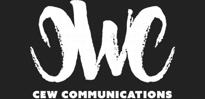 CEW Communications logo