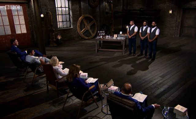 Mo Bros on Dragons' Den