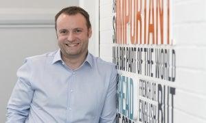 Jonathan Bean Signs Express MD