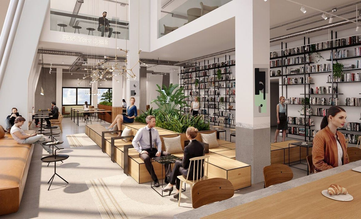 Labs To Launch Holborn Co Working Space For Businesses Of