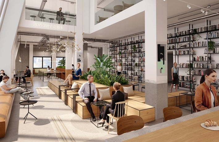 LABS House, co-working shared office space in Holborn, London