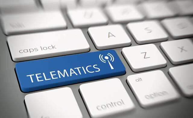 Telematics fleet management