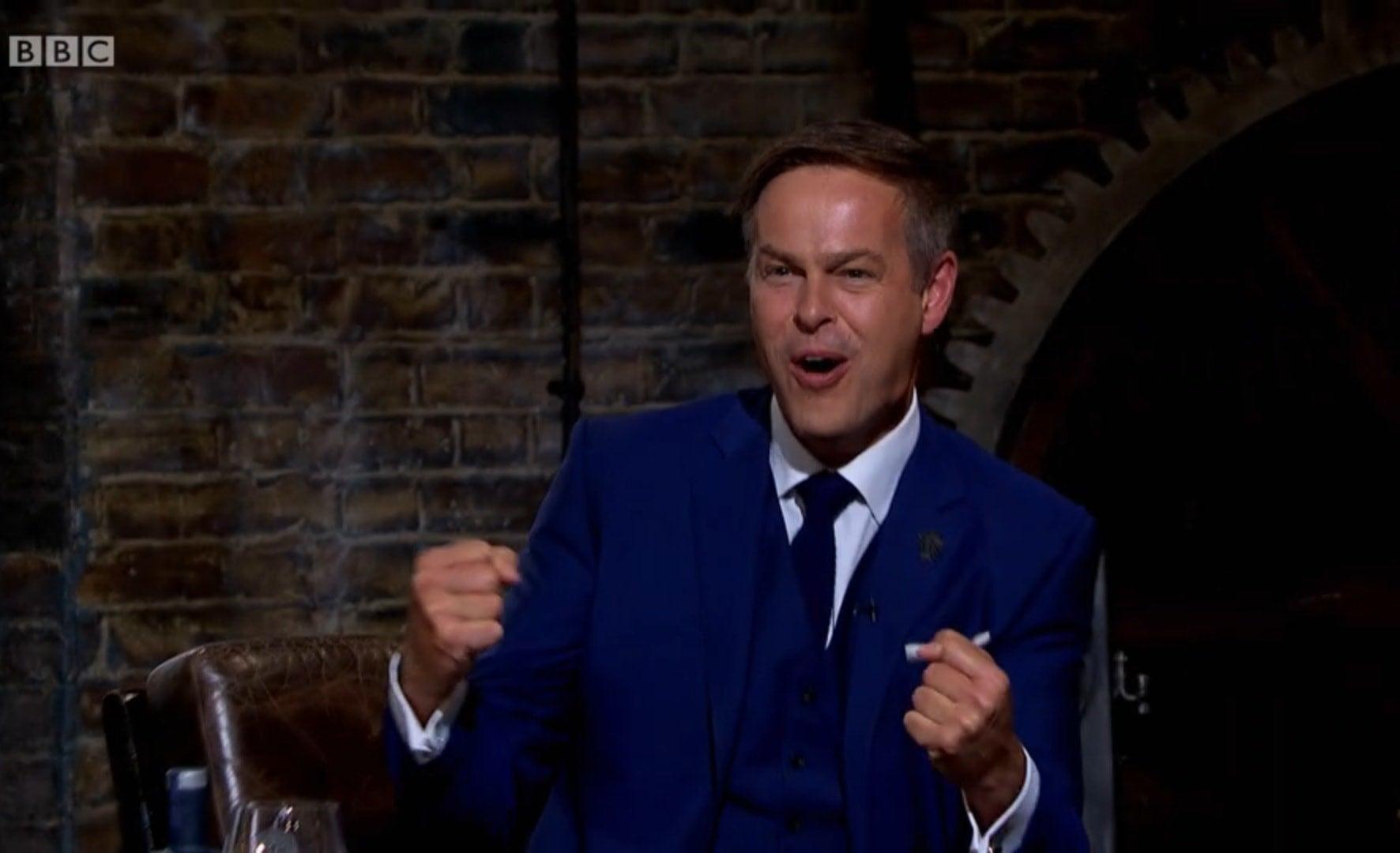 Peter Jones, investor, Dragons' Den
