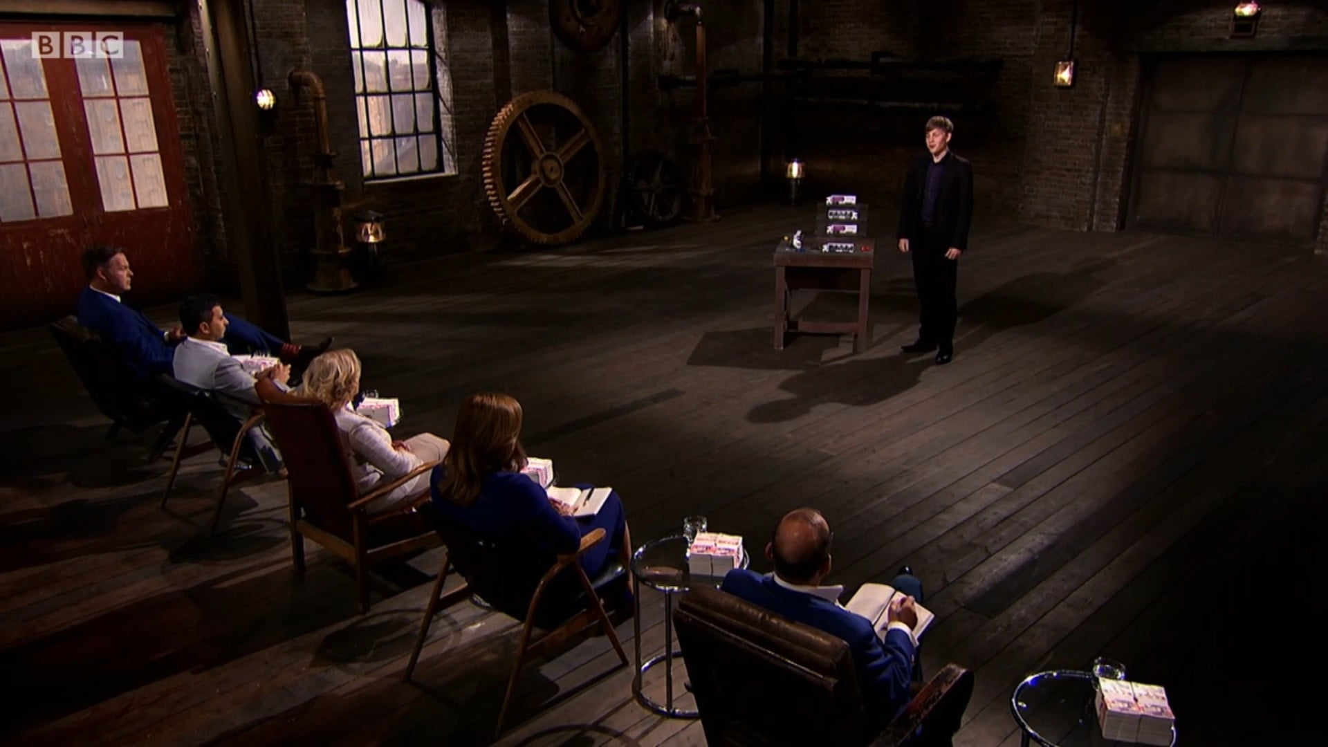 Dragons' Den: Series 15, Episode 13