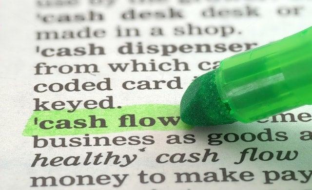 Cashflow definition