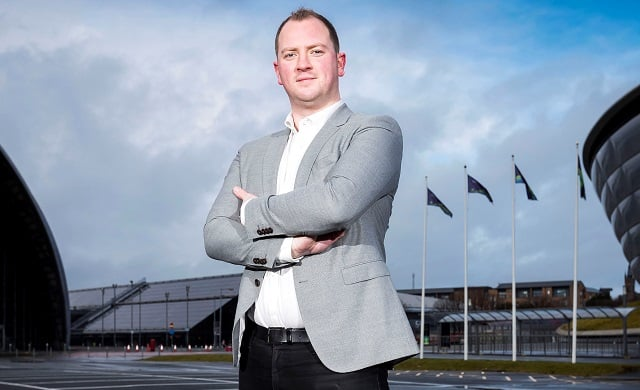 Ian McLeod Kerr: Raven