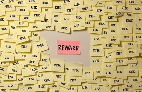 Risk-versus-reward