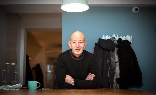 Derek Moore, founder of Coffee & TV