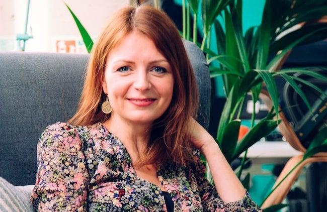 RoomLab founder Suzann Bozorgi