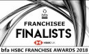 HSBC franchise award