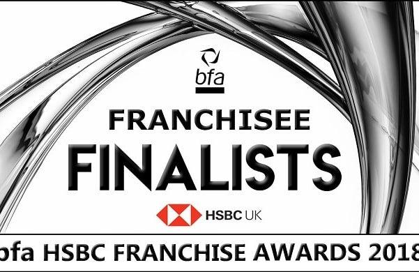 HSBC franchise award