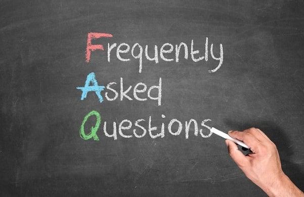 Setting up a company FAQs