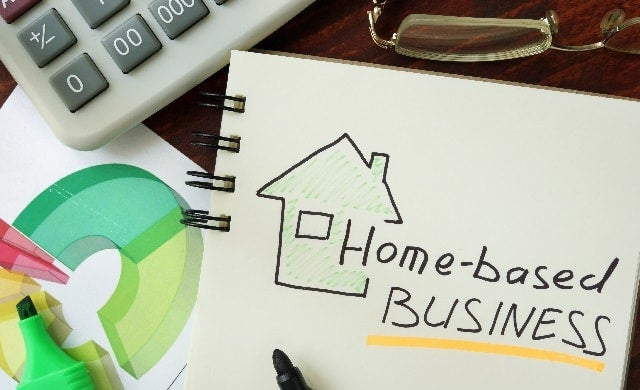 Home-based business insurance