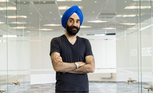 Reuben Singh founder of Miss Attitude alldayPA and Isher Capital