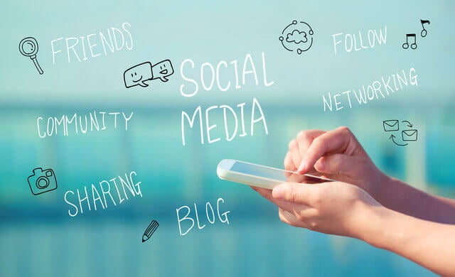 social media small businesses 3 rules