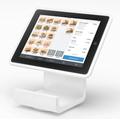 Square point of sale software