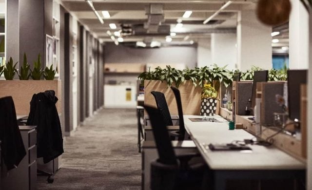 Office space, serviced office, small business workspace