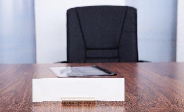 Business owner CEO desk