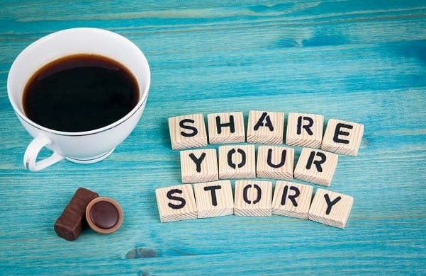 Share-business-story