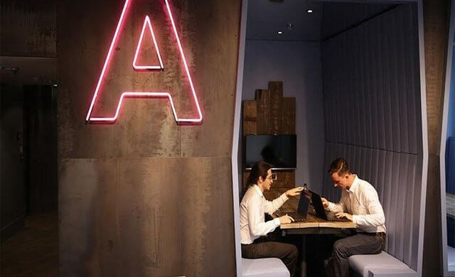 accelerate places coworking manchester