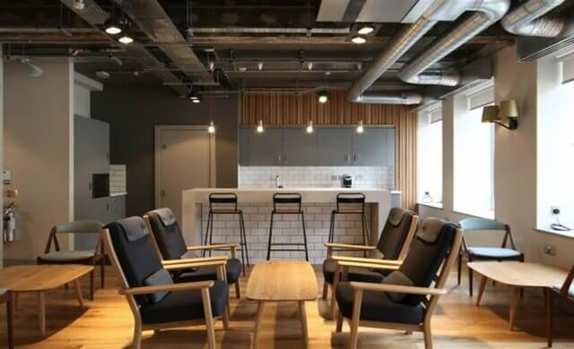 one aire street coworking leeds