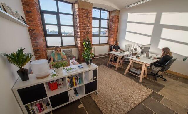 beam works coworking office leeds