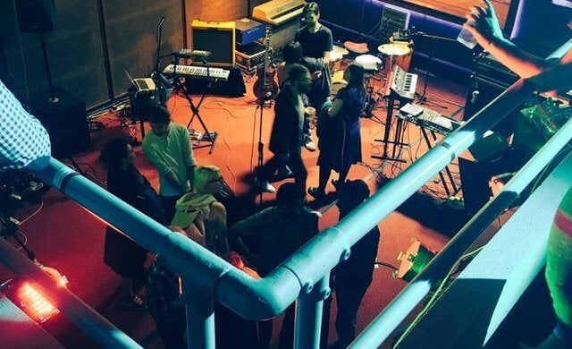 old granada studios manchester