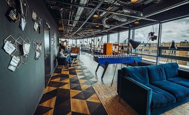 best office spaces rent leeds