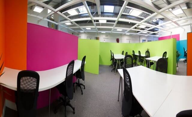 the loft coworking manchester