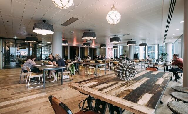 wework coworking manchester