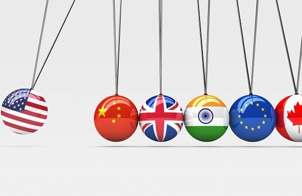 Countries-flags-global-economy