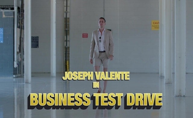 Joseph-Valente-business-test-drive