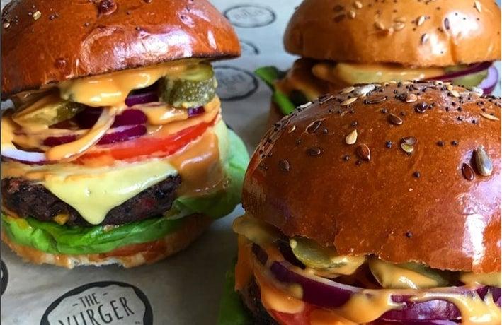 The-Vurger-Co-burgers