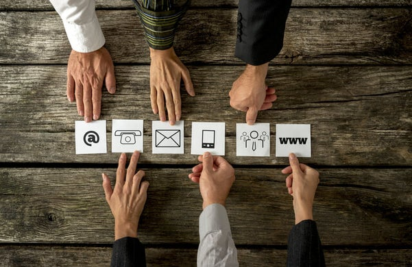 Starting a customer service business