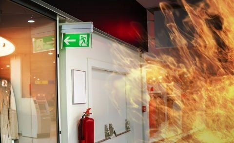 Health and safety fire risk