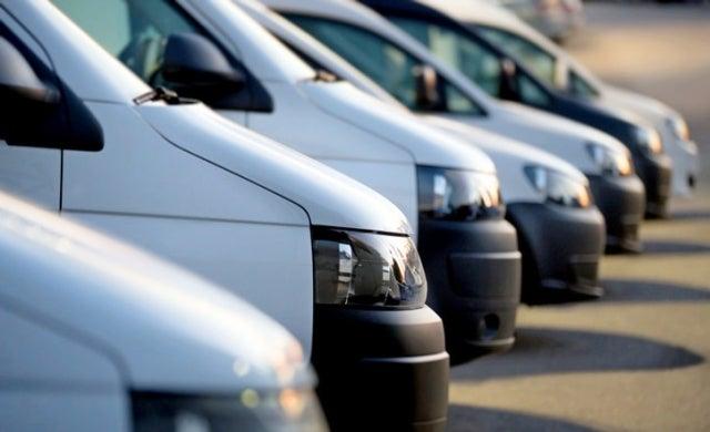 Small business van fleet