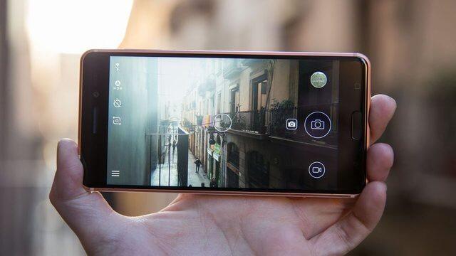 nokia 5 camera