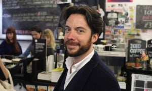 Pete Walter, founder of PR marketing advertising software business start-up BuzzRamp