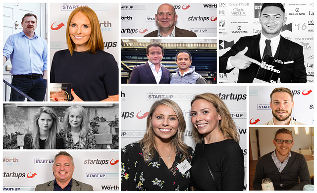 start-up series winners