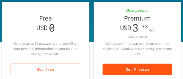 dashlane prices