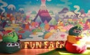 Cool office space Mind Candy mural office design