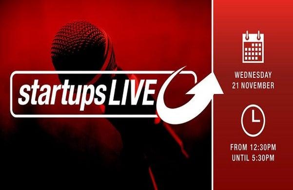 Startups Live