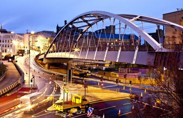 uk best cities work