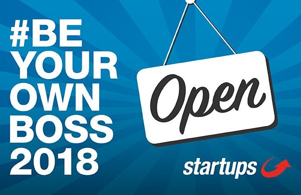Be your own boss winners