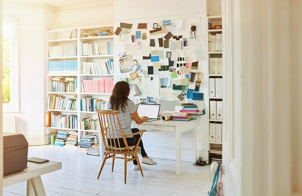 Technology for flexible working